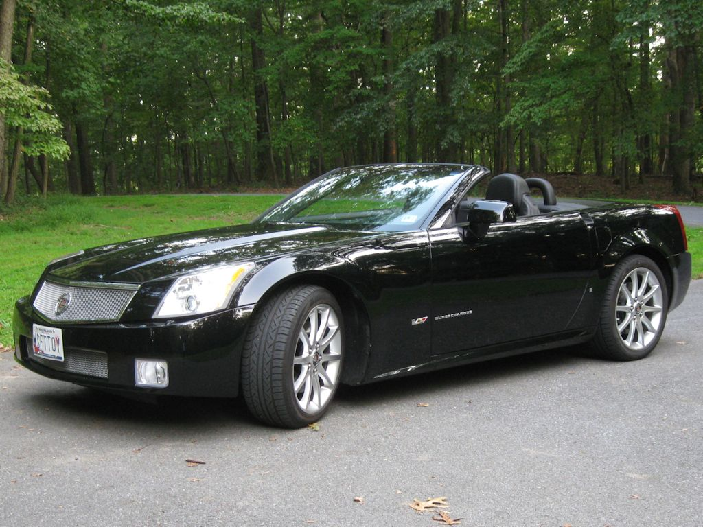 Cadillac XLR 2013 foto - 6