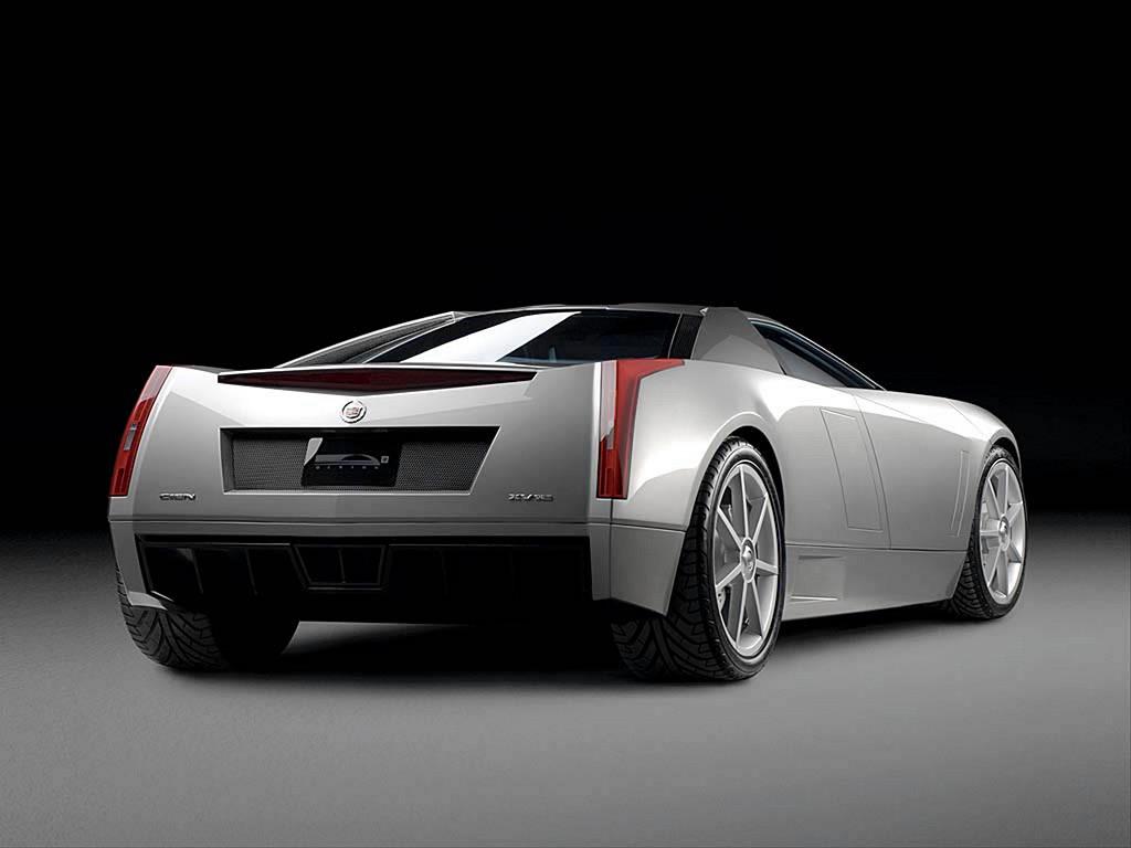 Cadillac XLR 2014 foto - 2