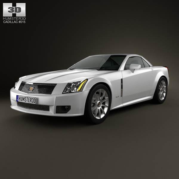 Cadillac XLR 2014 foto - 3