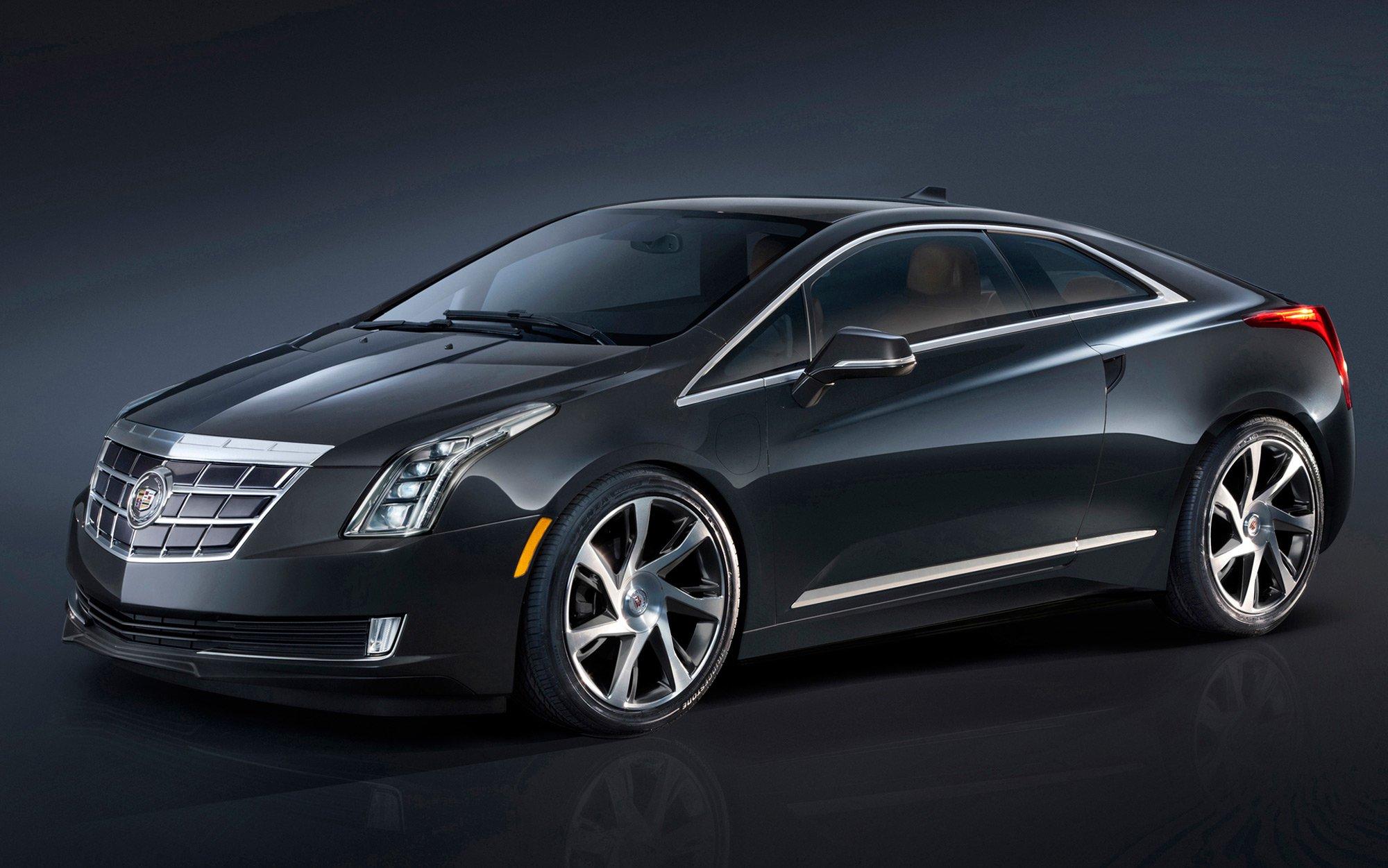 Cadillac XLR 2014 foto - 4