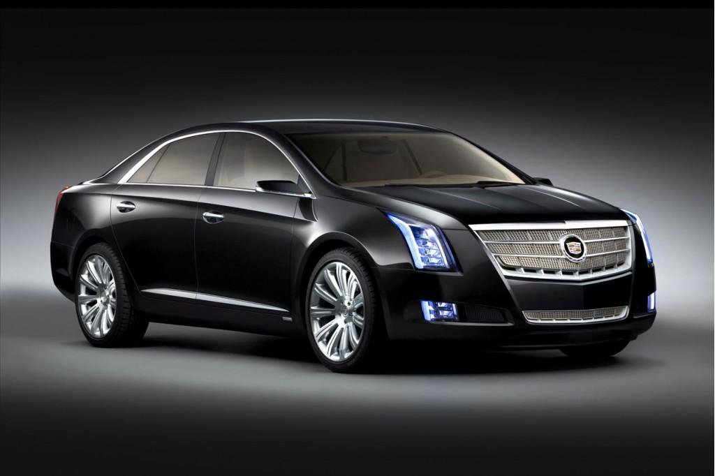 Cadillac XTS 2012 foto - 1