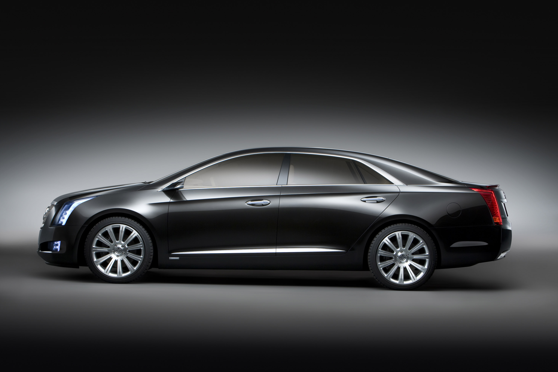 Cadillac XTS 2012 foto - 2