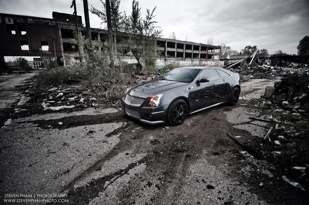 Cadillac XTS 2012 foto - 3