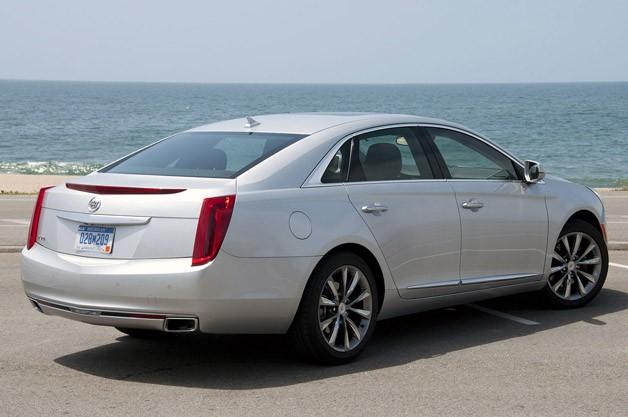 Cadillac XTS 2012 foto - 4