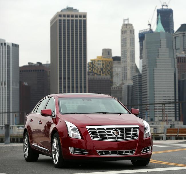 Cadillac XTS 2012 foto - 5