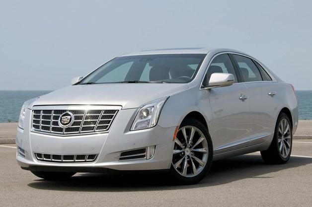 Cadillac XTS 2013 foto - 3