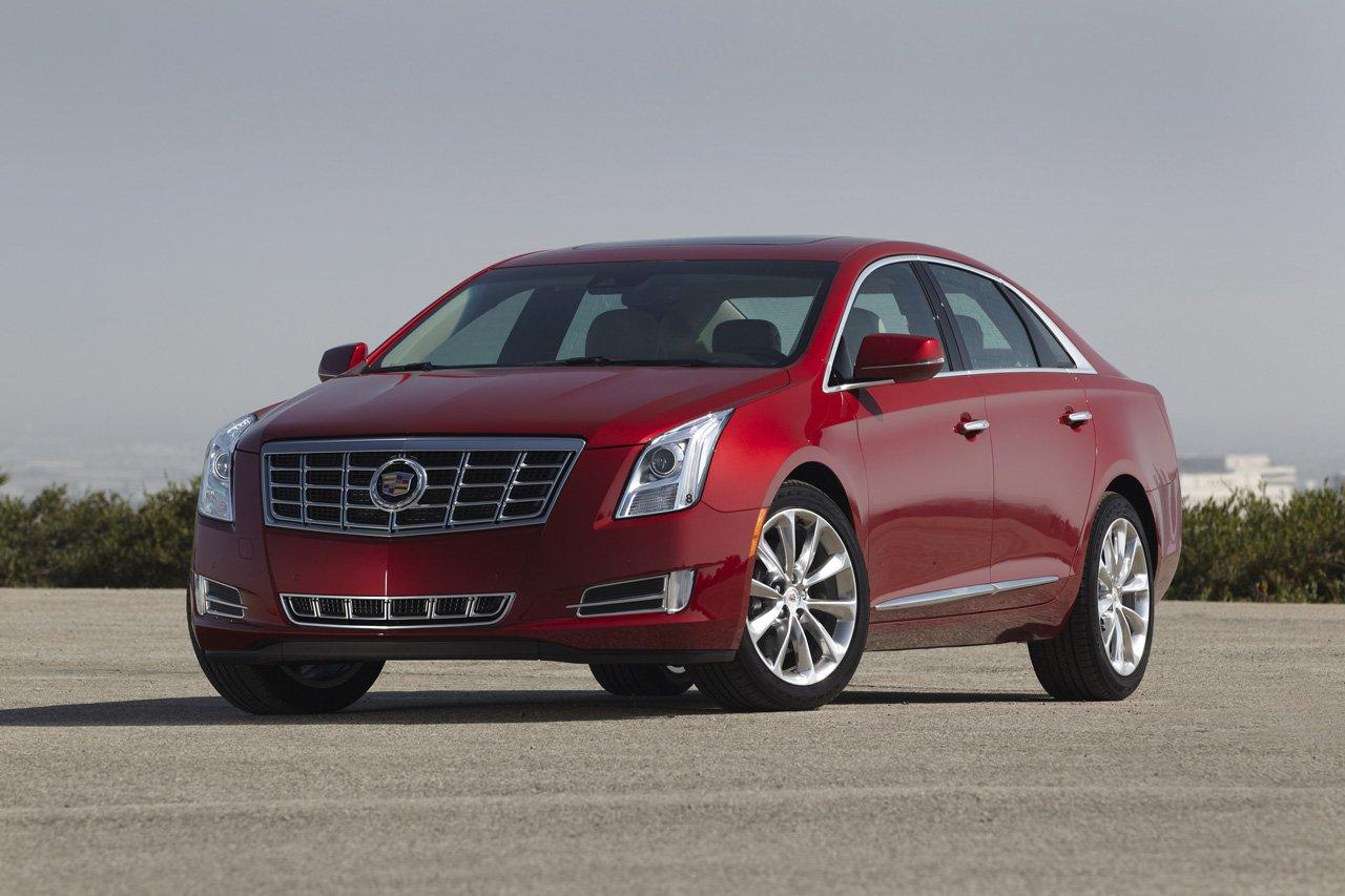 Cadillac XTS 2013 foto - 4