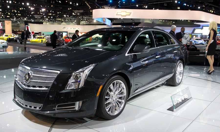 Cadillac XTS 2013 foto - 5