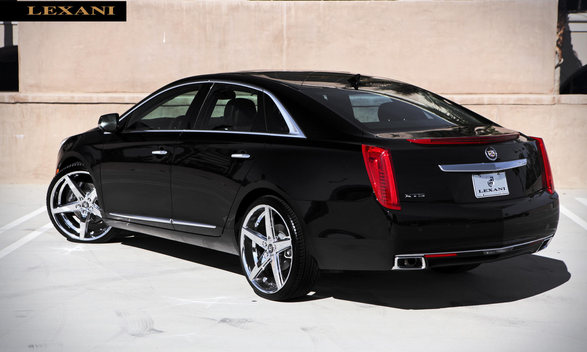 Cadillac XTS 2013 foto - 6