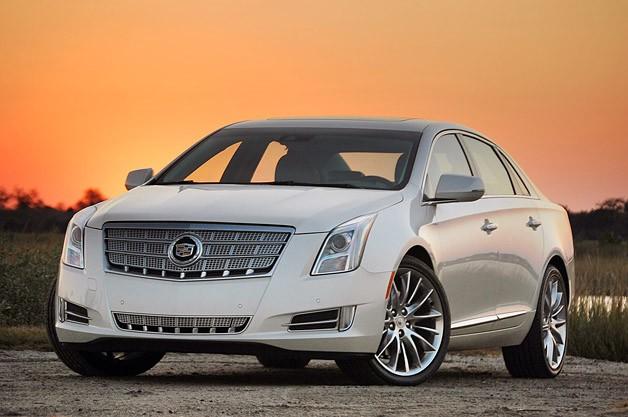 Cadillac XTS 2014 foto - 1