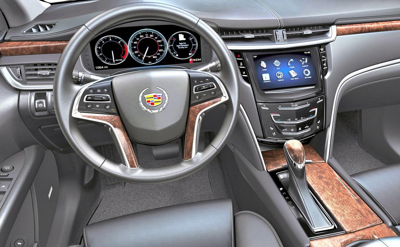 Cadillac XTS 2014 foto - 2