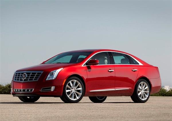 Cadillac XTS 2014 foto - 3