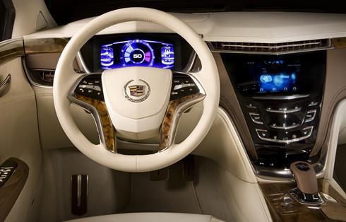 Cadillac XTS 2014 foto - 4