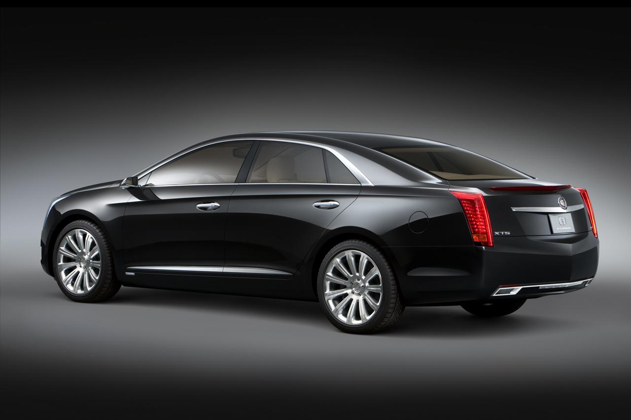 Cadillac XTS 2015 foto - 1