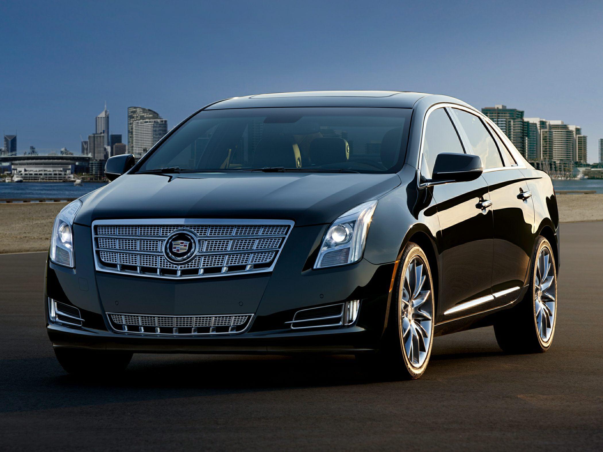 Cadillac XTS 2015 foto - 2