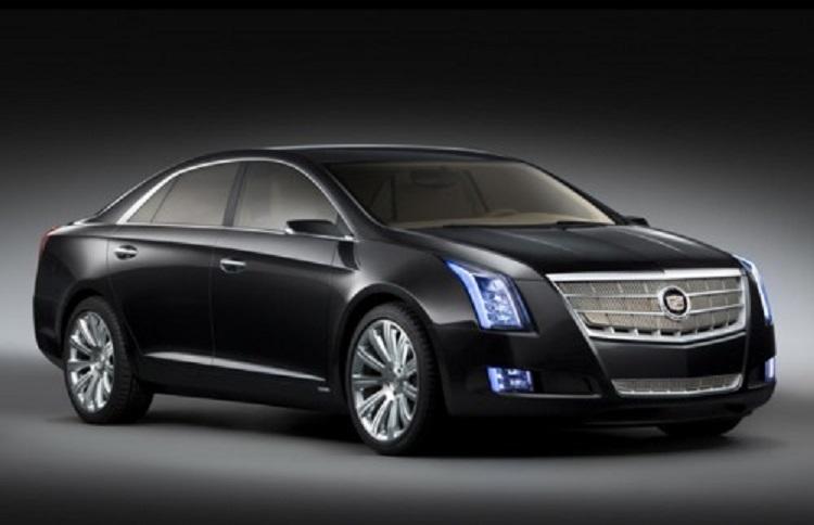 Cadillac XTS 2015 foto - 5