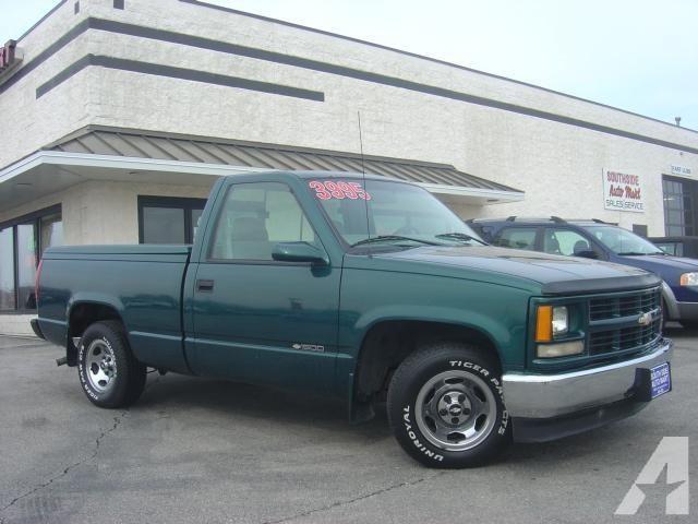Chevrolet 1500 1998 foto - 2