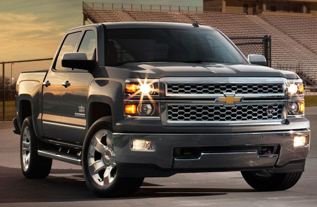 Chevrolet 1500 2014 foto - 1