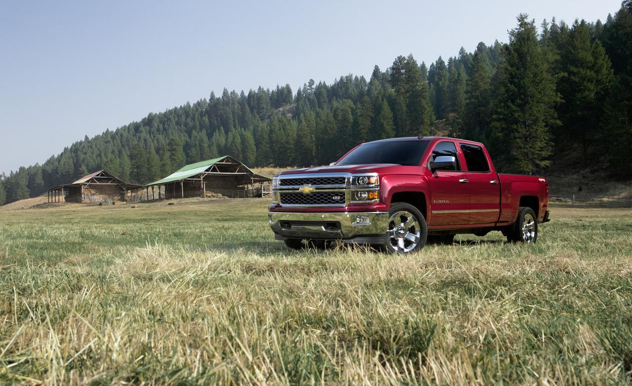 Chevrolet 1500 2014 foto - 3