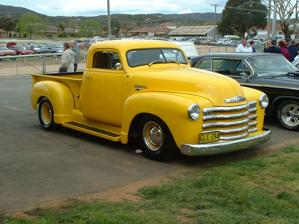 Chevrolet 3100 1951 foto - 2