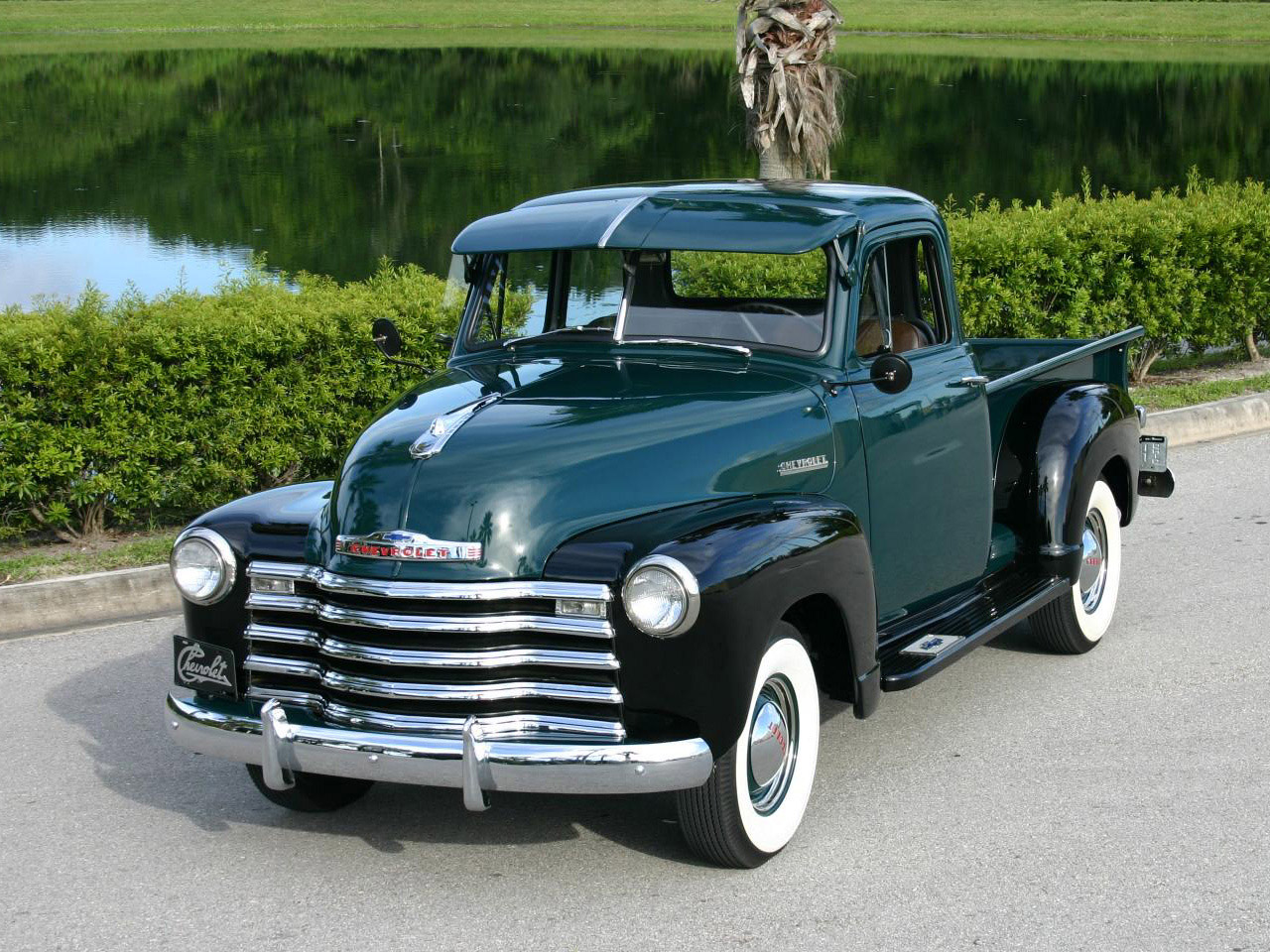 Chevrolet 3100 1951 foto - 3