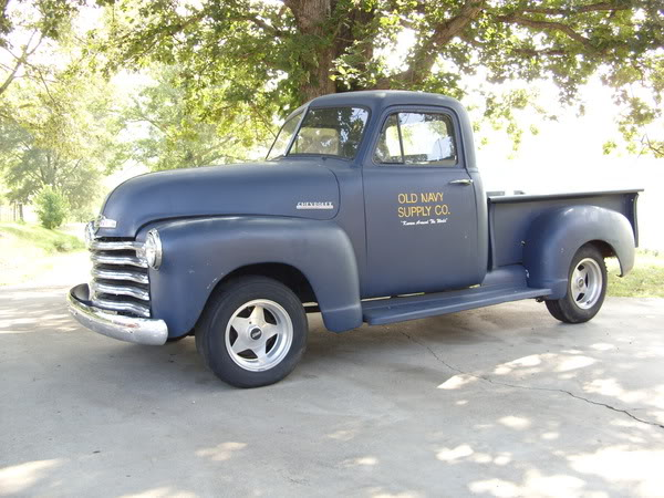 Chevrolet 3100 1951 foto - 5