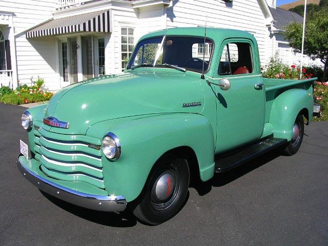 Chevrolet 3100 1953 foto - 2