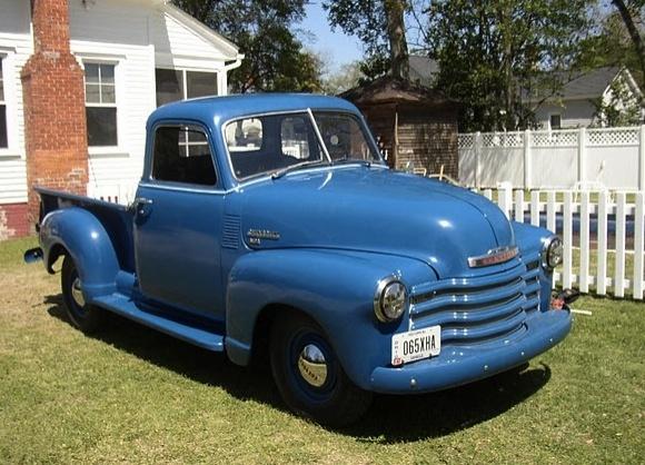 Chevrolet 3100 1953 foto - 3