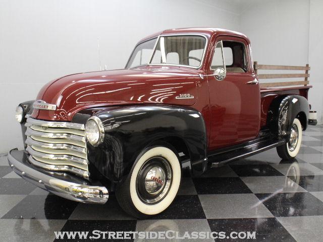 Chevrolet 3100 1953 foto - 5