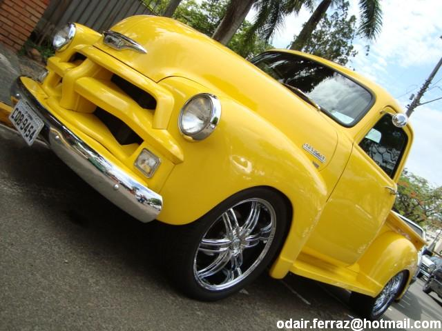 Chevrolet 3100 1954 foto - 4