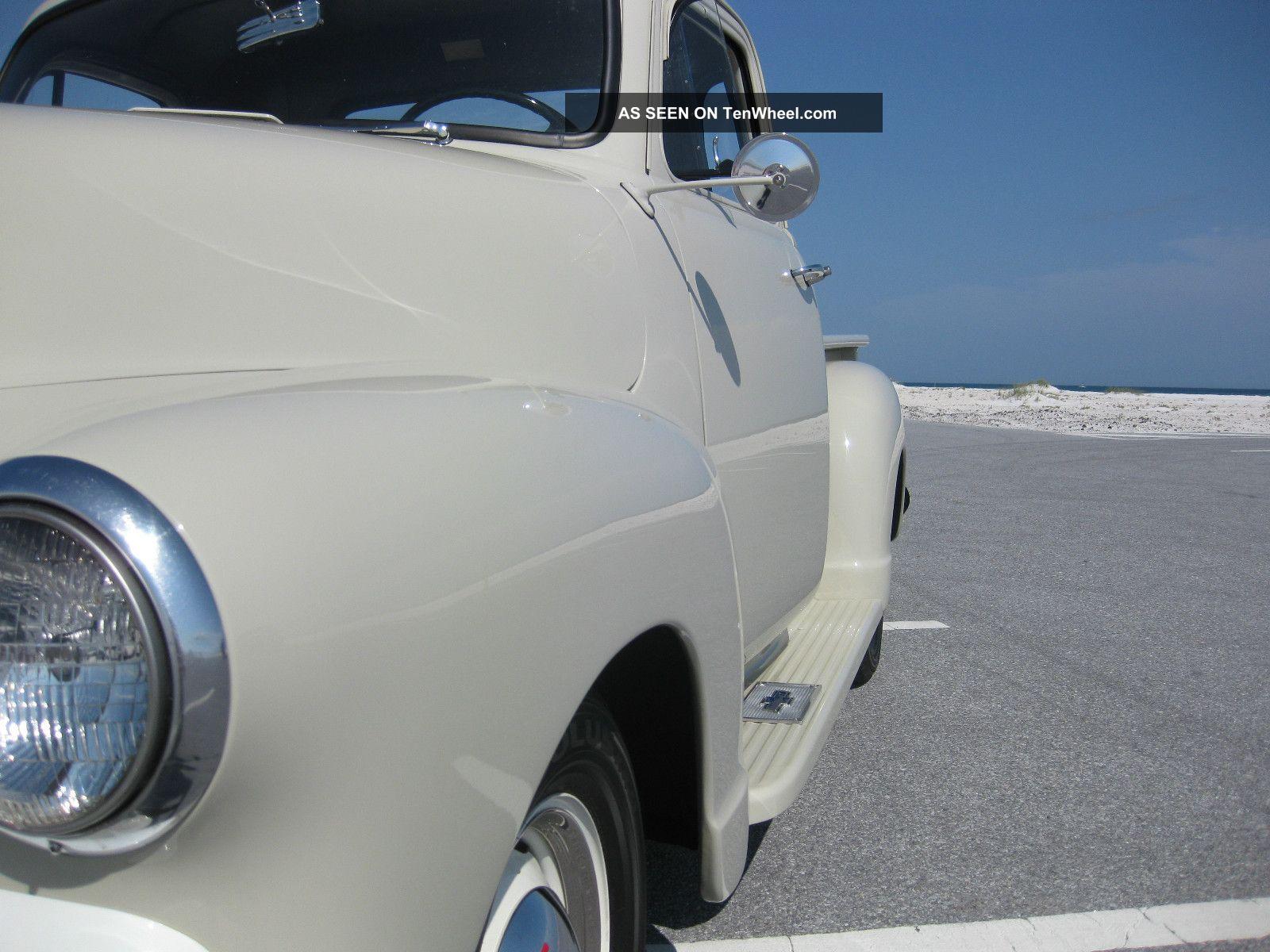 Chevrolet 3100 1954 foto - 5