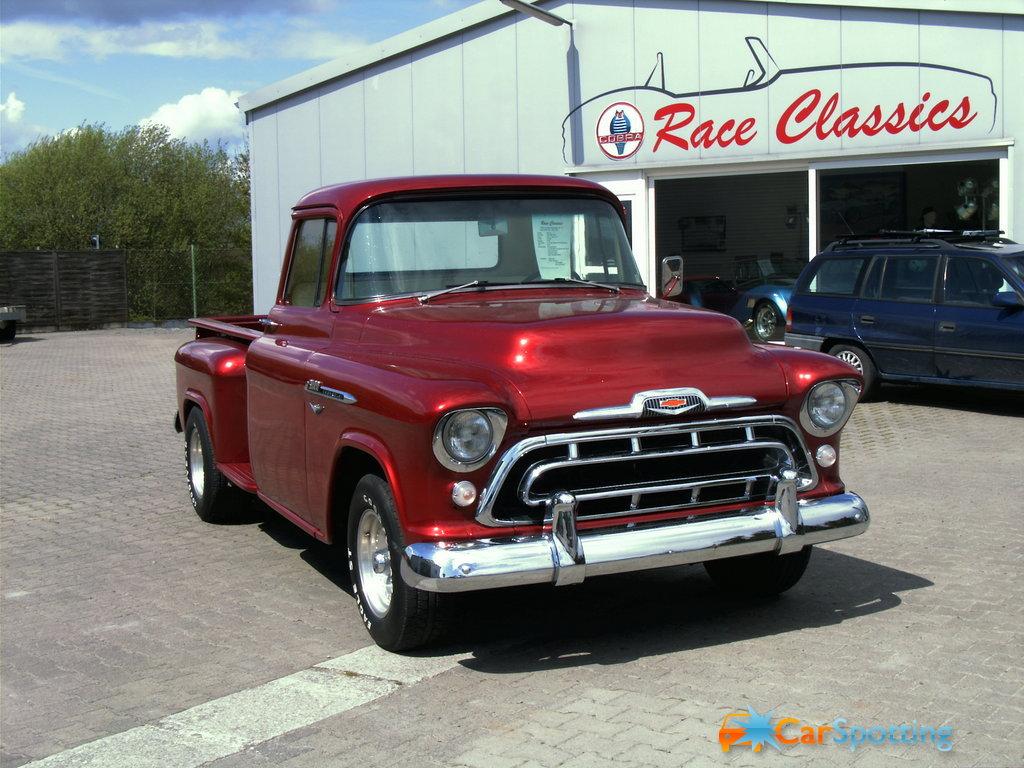 Chevrolet 3100 1955 foto - 1