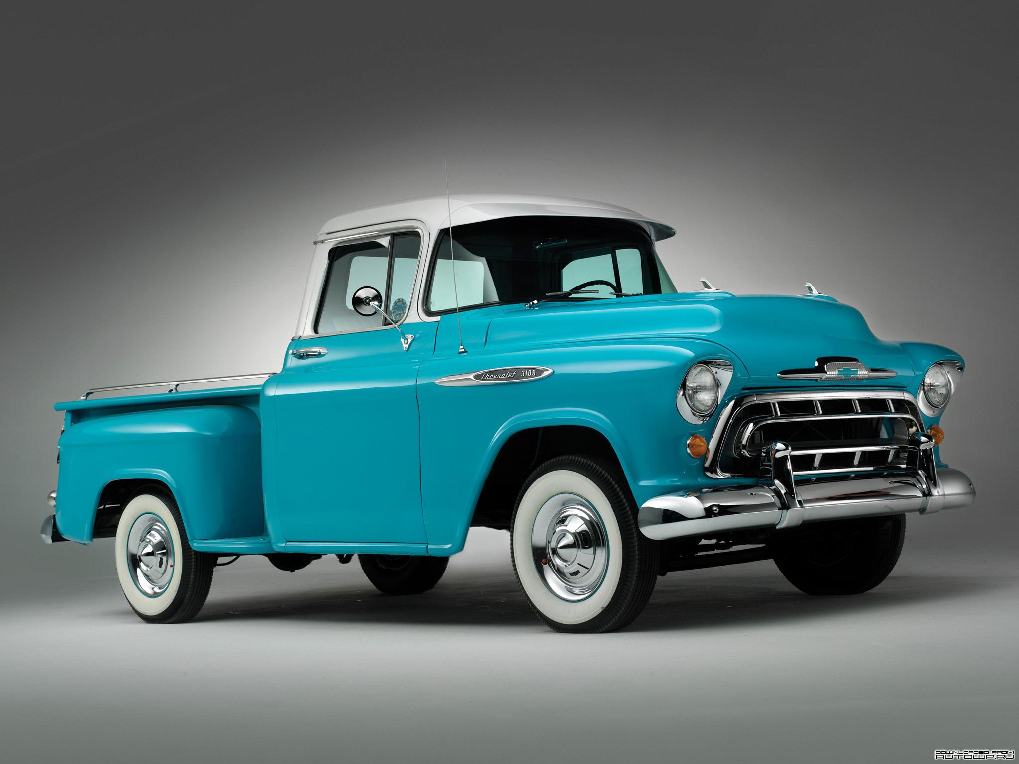 Chevrolet 3100 1955 foto - 4
