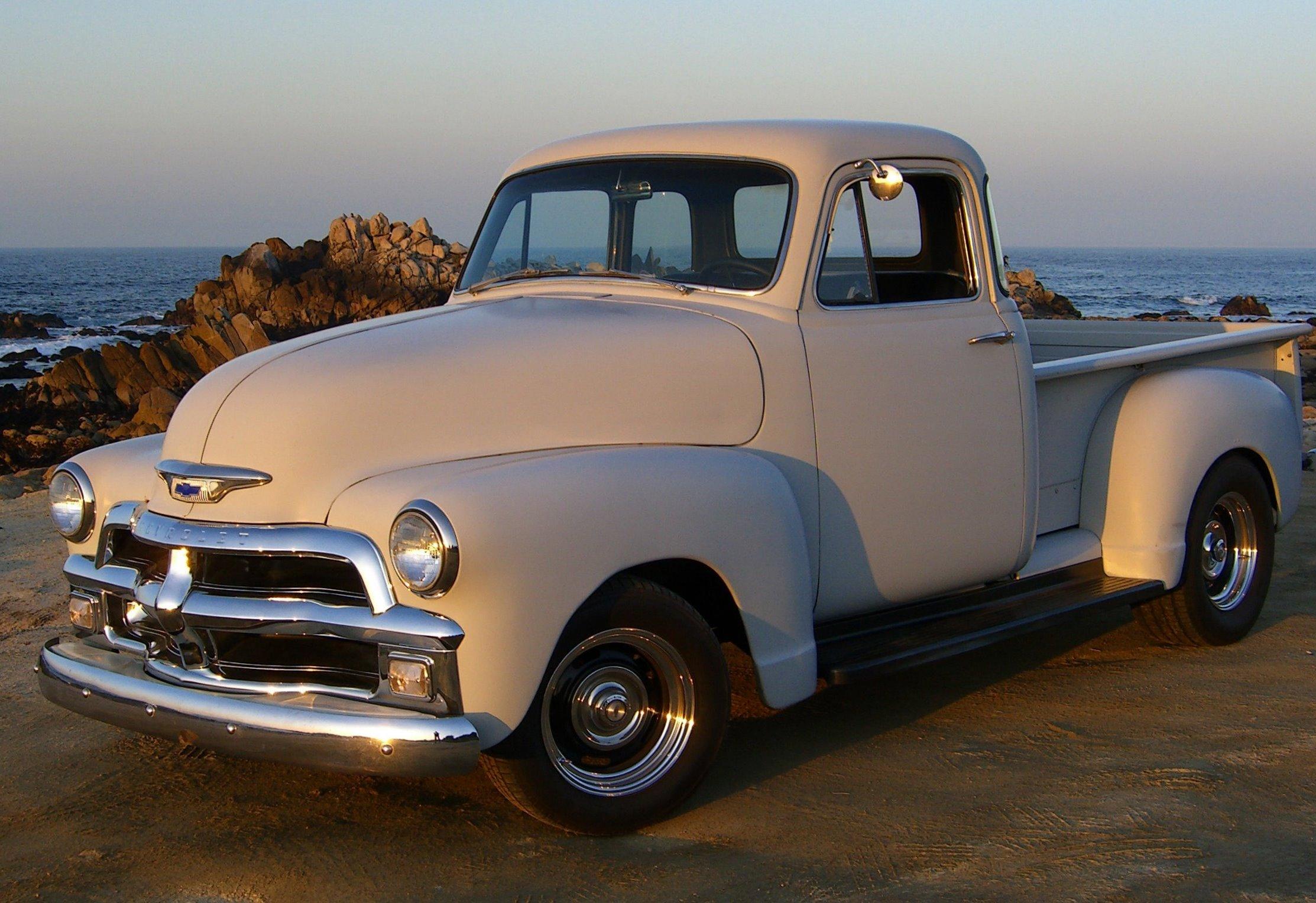 Chevrolet 3100 1955 foto - 5