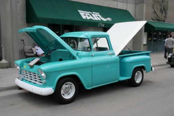 Chevrolet 3100 1956 foto - 2