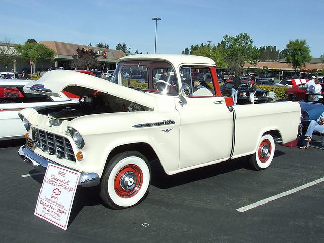 Chevrolet 3100 1956 foto - 3