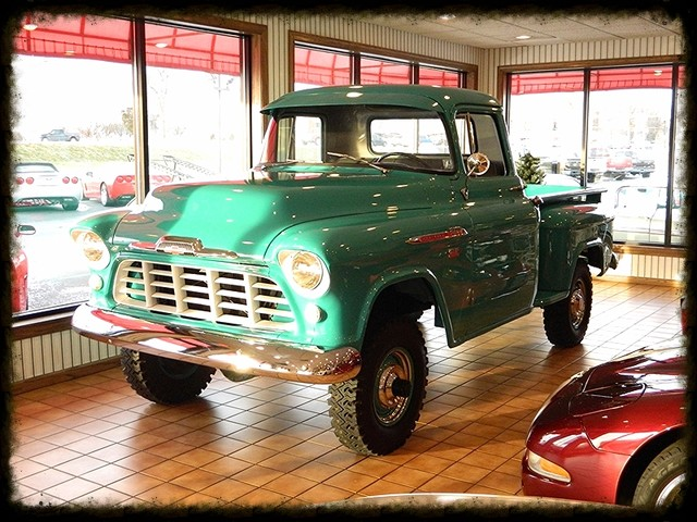 Chevrolet 3100 1956 foto - 5