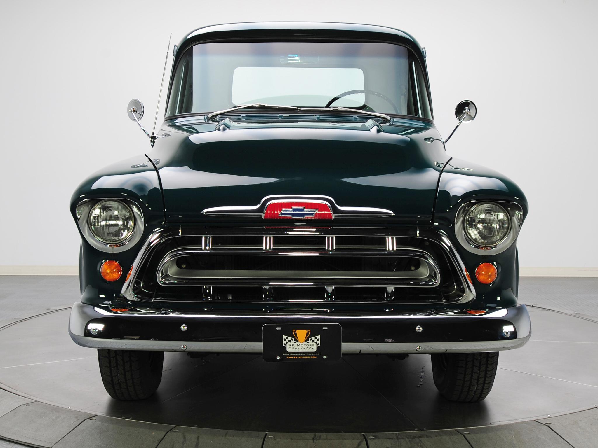 Chevrolet 3100 1957 foto - 4