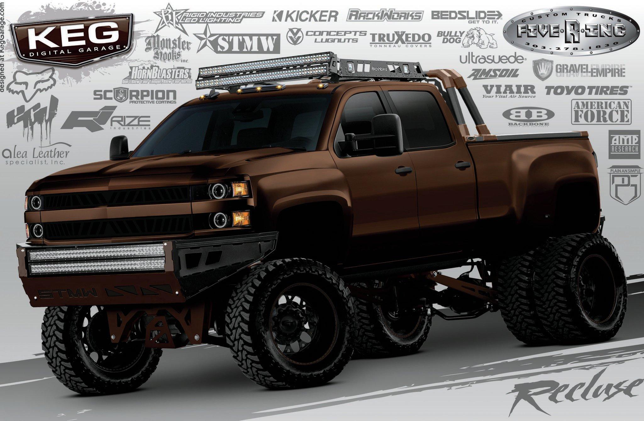Chevrolet 3500 2015 foto - 1