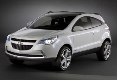 Chevrolet Agile 2011 foto - 1