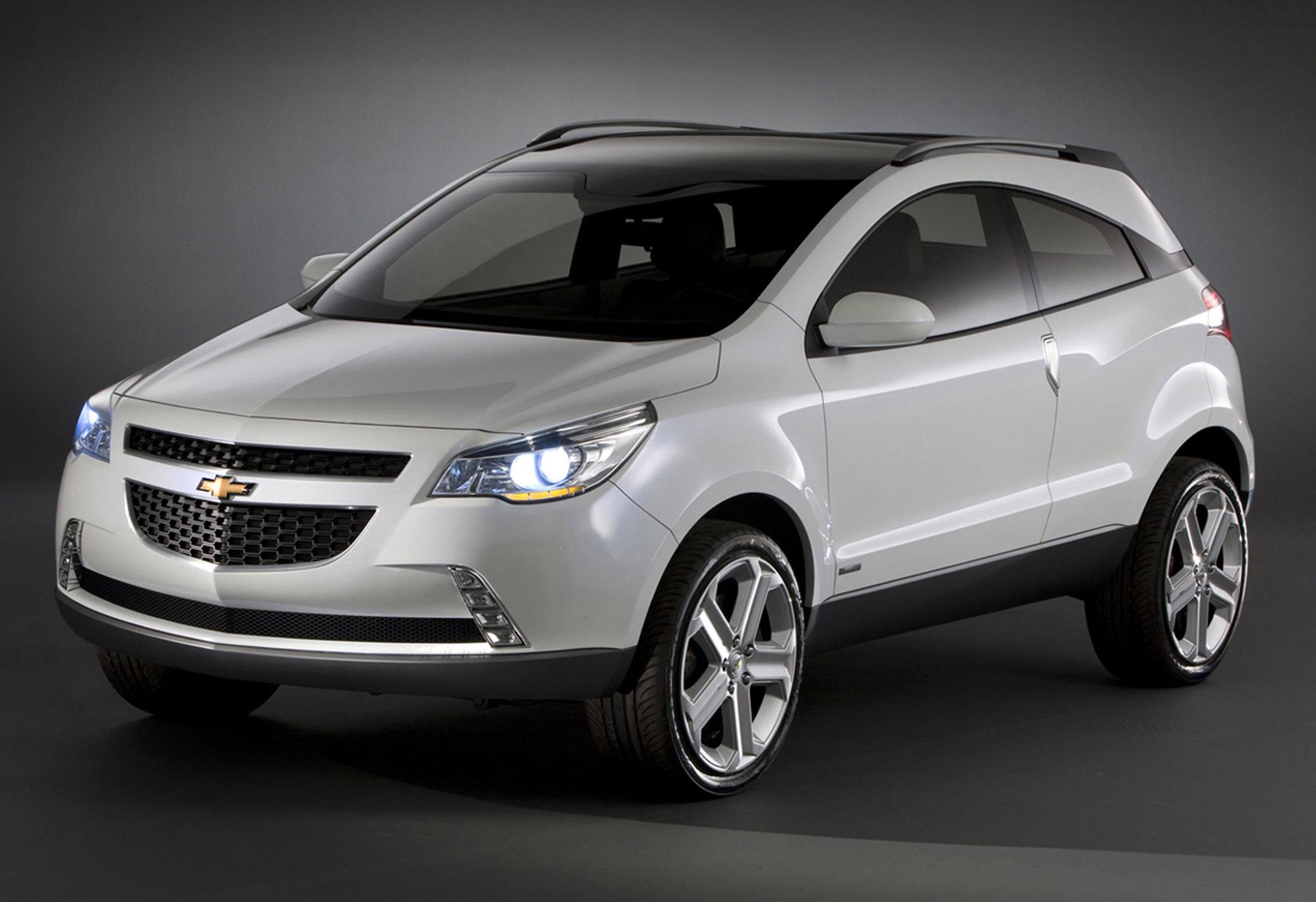 Chevrolet Agile 2011 foto - 2