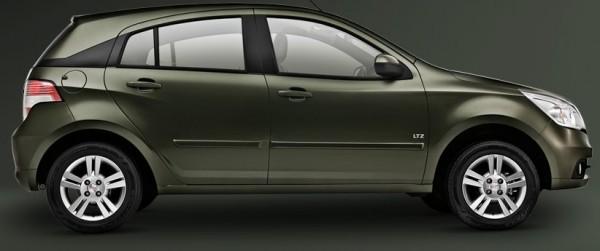 Chevrolet Agile 2012 foto - 1