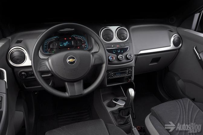 Chevrolet Agile 2012 foto - 2