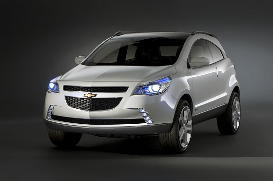 Chevrolet Agile 2013 foto - 3