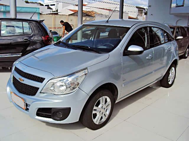Chevrolet Agile 2013 foto - 5