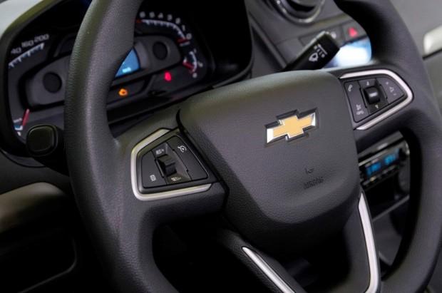 Chevrolet Agile 2014 foto - 1