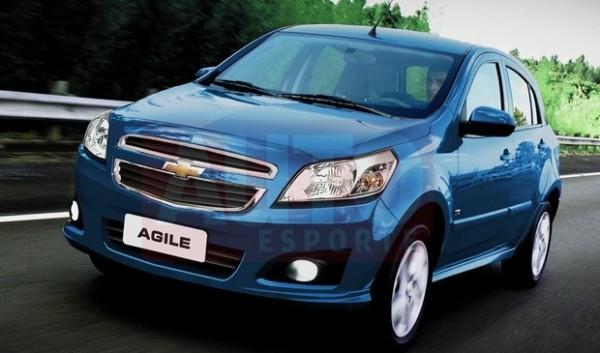 Chevrolet Agile 2014 foto - 2