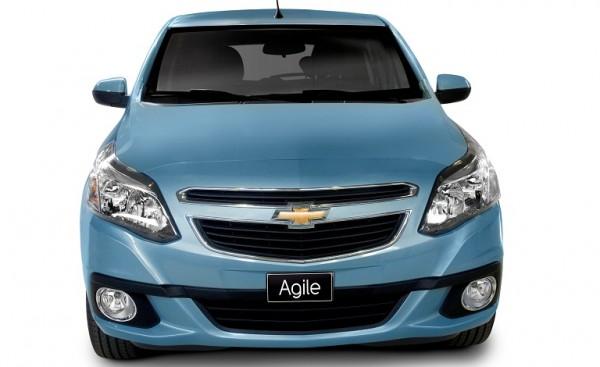Chevrolet Agile 2014 foto - 4