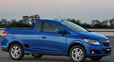 Chevrolet Agile 2014 foto - 5