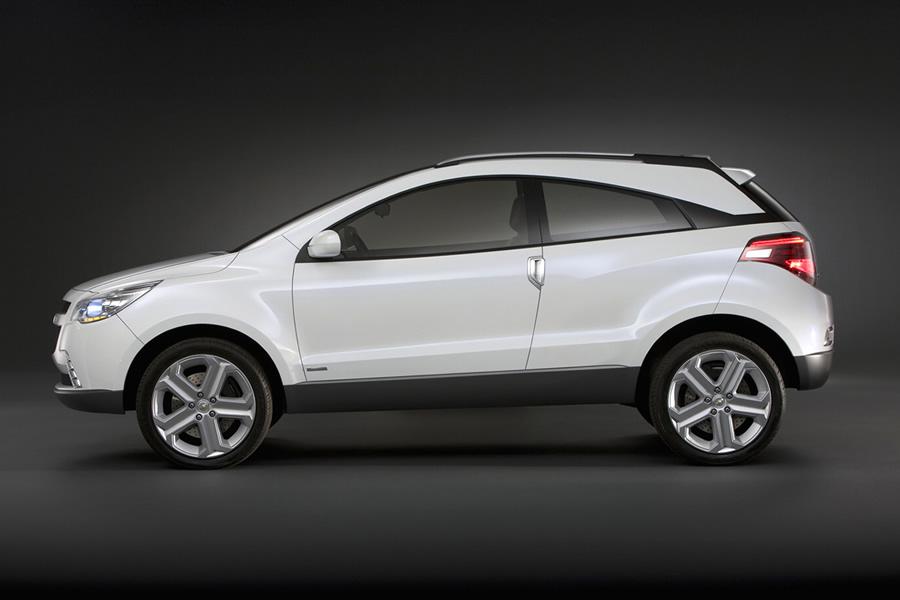 Chevrolet Agile 2015 foto - 4